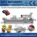 Automatic Honey Packing Machine, Honey Blister Forming Packing Machine, Blister Packaging Machine For Honey