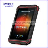 Fingerprint Tablet ip67 1G+16G 8inch T82 15000Mah Battery fingerprint time attendance system