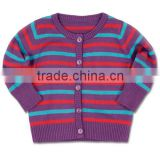 cotton baby cardigan true knit sweater