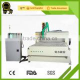 QL-M25 Ranking tool-changing wood carving machine price with electric wood carving tools