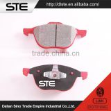 Factory price german brake pads,for toyota brake pad,brake pad set