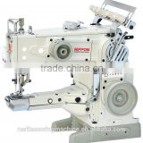 NP 1501 Feed-on type cylinder bed interlock sewing machine with variable wheel