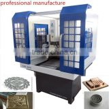 Metal industrial CNC Mold Engraving Machine from China manufacture aluminum/brass/iron plate