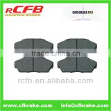 car part AUTO BRAKE PAD FOR HONDA CIVIC,INTEGRA,LEGEND,PRELUDE