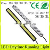Guangzhou auto parts market best selling cob daytime running light, cob led drl, automotive led lamp