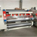 280S Heavy Duty High Speed Single Facer Paper Corrugation Machine (Oblique Type) Bearing Mounted