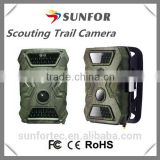 IP54 waterproof MMS GPRS GSM wildlife game camera                                                                         Quality Choice