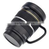 Camera Lens Mug, Coffee Lens Mug, Lens Cup with Handle. Stainless Steel Lens Mug.250ML, 6.5 oz. 17-55mm 1:1