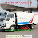 QILING 5m3 road sweeper truck cell:+86 13597828741