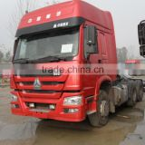 INquiry about Used/Secondhand HOWO tractor truck 6x4