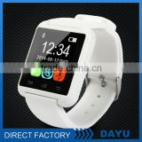 Best Selling Sports Bluetooth Watch With Photographed Pedometer And Wireless Calling U8