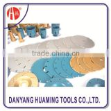 Danyang Hand Tool band saw cutting blade for marbl,sharpen stone,granit slab