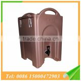 40L Rotomolded Plastic drink barrel, Ice Barrel for Cooler Drink, Drink dispenser
