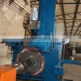 wire wrapped screen pipe machine for well and oil (manufacturer)