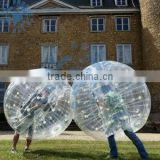 clear inflatable belly bumper ball for sale