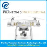 Popular radio control toys Phantom 3 Professional 4K Video camera aircraft live HD view drone APP live view GPS FPV quadcopter