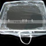 Zipper bedding packaging bag pvc zipper quilt bag