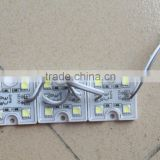 4Leds Square High Power Led Modules Waterproof 12v DC Led Light Green / blue / red Advertising Lamp Led Module China