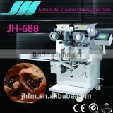 JH-688 Automatic chocolate cookie making machine                                                                         Quality Choice