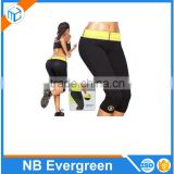 Hot Neoprene Body Shaper Slimming Pants Burning Fat Unisex Sport Pants