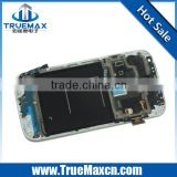 Mobile Phone Parts for Samsung Galaxy S4 i9505 Lcd Screen Assembly (Black White Grey)