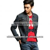Fashion Mens Jeans Coats