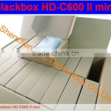 2014 Newest Blackbox HD-C600 II mini for Singapore hd cable tv receiver with wifi open World Cup HD channels