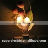 bedroom hotel low price hot sell led light control lights tulip lights creative gifts girl love