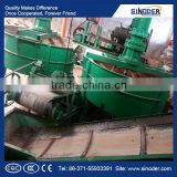 Vegetable Waste fertilizer granular machine/food waste fertilizer pellet line used in farming, industries