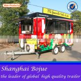 2015 HOT SALES BEST QUALITY coffee van yoghurt food van ice cream food van                                                                         Quality Choice