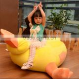 cartoon bean bag kiddy children bean bag toy sofa