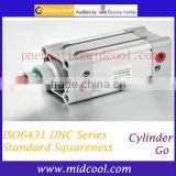 double acting pneumatic cylinder DNC made in china