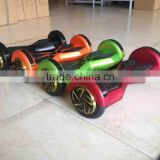 Top quality 8 inch two wheel gyro scooter electric scooter wheel bluetooth scooter hoverboard with Samsung battery