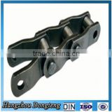 High quality Heavy duty cranked-link transmission steel chains factory direct supplier DIN/ISO Chain made in china