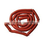 24AWG 7x0.20mm pure copper stranded pe core telephone sockets wiring with ROHS certificate
