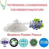 Factory direct sale ,microcapsules powder flavour used in all products,Blueberry powder flavour