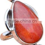Lustrous Labradorite Handmade Silver Jewelry Ring Wholesaler Beautiful Gemstone Jewellery Jaipur Pendants