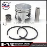 Performance 44MM 12MM Two Extra Window Piston Ring Bearing Kit for 47CC 49CC Mini Moto Dirt Pit Bike ATV Quad Parts