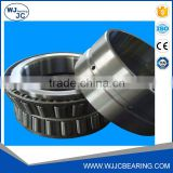 qtj4-40 brick cement blocks making machine bearing, 280TDO420-1 double row taper baller bearing,