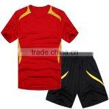 new style custom mens soccer kit