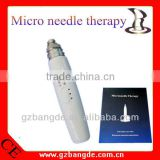 Mini electric microneedle roller for skin care beauty machine BD-WZ005