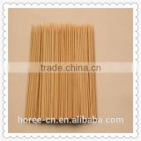 good quality 4mm round bamboo skewers sticks for bbq tool