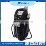 Remove Diseased Telangiectasis 2017 Hot Sale 4 In 1 Beauty Salon 10MHz Equipment With Elight SHR IPL RF Q Switched Nd Yag Laser