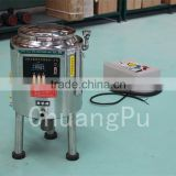 SS304 Small Electric Milk Yogurt Blood Pasteurization Machine Mini Volume And Durable desgin
