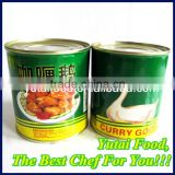 Wholesale Best Canned Food Curry Goose