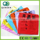 Factory direct chinese paper candle lantern for sale