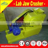 Small jaw crusher gold assay machine for laboratory use