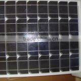 250W Mono silicon solar module /275watt solar panel with outlet/300W solar module with outlet