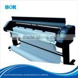 INquiry about PLT/DXF format BOK Garment inkjet plotter machine Support HP ink Cartridge VS HJ-1800