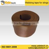 6T Webbing tapes for lifting sling from China manufacturer